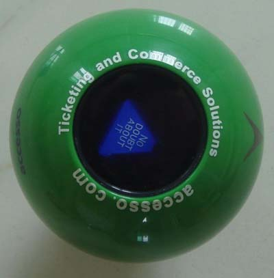 ... Custom Magic 8 Ball eb7c18426319
